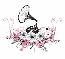 Free Gramophone Royalty Free Stock Images - 8835829