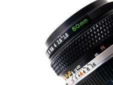 Free Old Camera Lens Royalty Free Stock Photo - 8835915