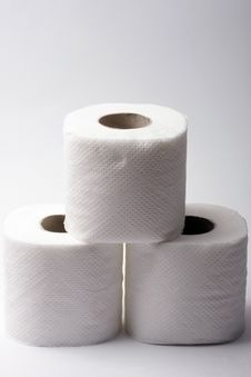 Free Toilet Paper Stock Photos - 8836063