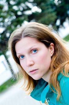 Free Girl Outdoor Stock Photo - 8836830