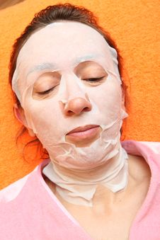 Free Cosmetic Mask Royalty Free Stock Image - 8836896