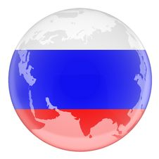 Free Russian And Earth Royalty Free Stock Photography - 8836897