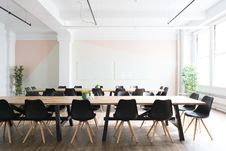 Free Empty Conference Room  Stock Image - 88328051