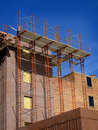 Free Construction Of New Building Stock Photography - 8846052