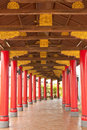 Free Chinese Style Walkway Royalty Free Stock Images - 8846339