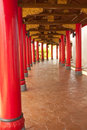 Free Chinese Style Walkway Stock Photo - 8846420