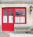 Free Red Door Royalty Free Stock Image - 8846986