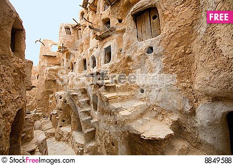 Nalut – Libya, Africa 3 Stock Photo