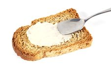 Free Butter Toast Royalty Free Stock Image - 8840386