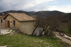 Free Italy Country House Stock Photos - 8843303