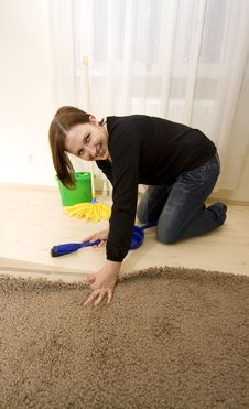 Free House Cleaning Stock Images - 8844114
