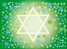 Free Glad Background To The Jewish Holiday Stock Images - 8845234