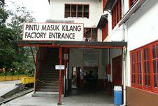 Free Tea Factory Stock Photos - 8845923