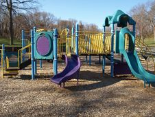 Free Playground Royalty Free Stock Images - 8846479