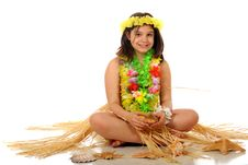 Free Pretending Hawaii Stock Image - 8846571