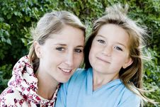 Free Sisters Stock Photography - 8848412
