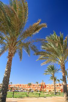 Free Houses In Arabian Style Stock Photo - 8848450