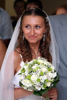 Free Bride Stock Image - 8848541