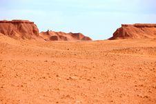 Free Mountains Akakus, Libya 2 Stock Photography - 8848852