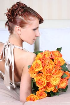 Free Bunch Of Roses Stock Images - 8848904