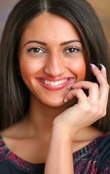 Free Smile Royalty Free Stock Image - 8849486