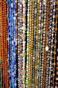 Free Beads Stock Image - 8849961