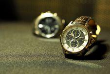 Free Mens Wristwatch Stock Photo - 88491280