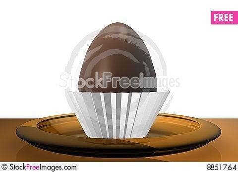 Easter egg Cartoon Illustration