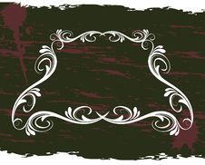 Free Grunge Vintage Frame Royalty Free Stock Images - 8850779