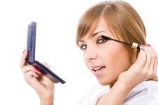 Free Make Up Stock Photography - 8851242