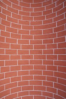 Free Red Brick Wall Stock Image - 8853031