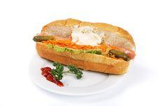 Free Hotdog Stock Images - 8854224