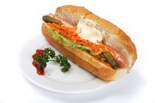 Free Hotdog Stock Photo - 8854260
