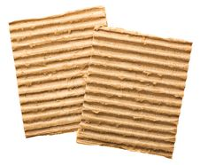 Free Isolated Cardboard Pieces Royalty Free Stock Photos - 8854488