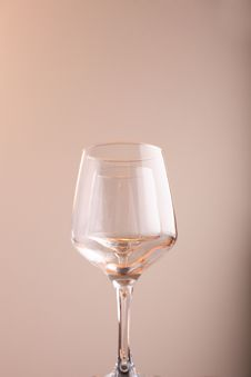 Free Two Glasses In A Row Royalty Free Stock Photography - 8855207