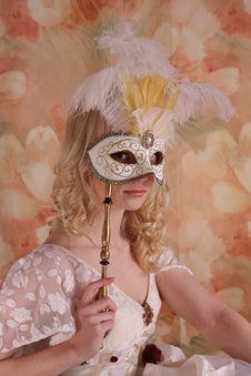 Free Woman In Wedding Dress Royalty Free Stock Image - 8855406