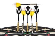 Free Darts Stock Images - 8856024