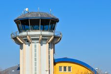 Free Airport Tower Stock Photo - 8856140