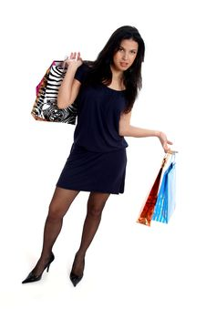 Free Let S Go Shopping Royalty Free Stock Photography - 8856207