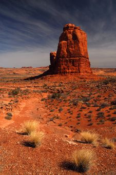 Free Arches National Park Royalty Free Stock Photos - 8856318