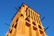 Free Wind Tower Royalty Free Stock Photos - 8856788