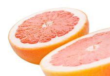 Free Grapefruit Halves Stock Images - 8857654