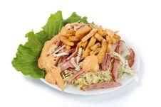 Free Salad Royalty Free Stock Photos - 8858578