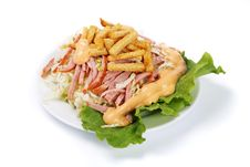 Free Salad Royalty Free Stock Photography - 8858597
