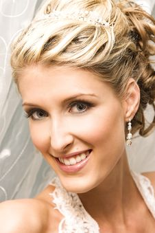 Free Beautiful Bride Stock Photo - 8859730