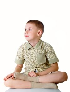 Free The Child Stock Image - 8859731