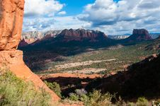 Free Cathedral Rock Trail No. 170 Stock Photos - 88560213