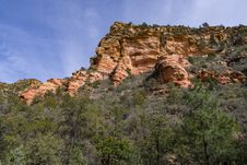 Free Loy Canyon Trail Stock Photos - 88561163