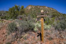 Free Woods Canyon Trail No. 93 Stock Photos - 88561283