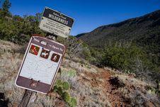 Free Woods Canyon Trail No. 93 Royalty Free Stock Photo - 88561285